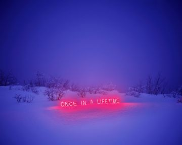 Jung LEE (*1972, South Korea): Once In A Lifetime – Christophe Guye Galerie