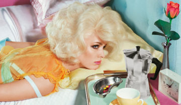 Miles ALDRIDGE (*1964, Great Britain): New Utopias #3 – Christophe Guye Galerie