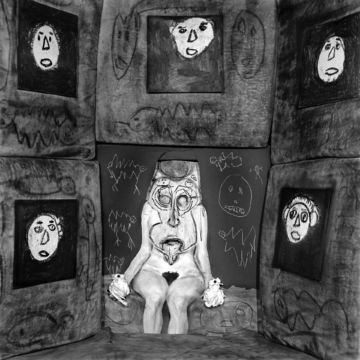 Roger BALLEN (*1950, America/South Africa): Serpent Lady – Christophe Guye Galerie