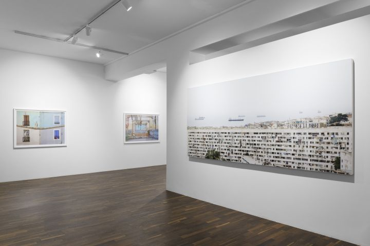 Stéphane Couturier – Christophe Guye Galerie