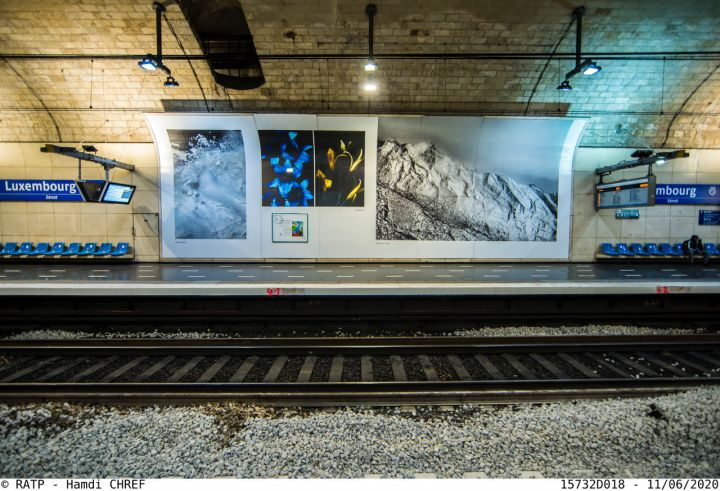 Christophe Guye Galerie Dominique Teufen Station Luxembourg Rer B 15732 D018