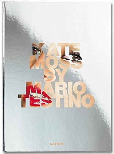 10% Discount – Mario Testino – Kate Moss – signed