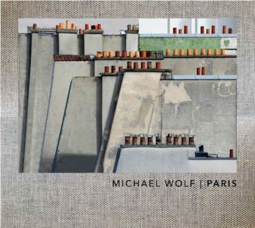 Michael Wolf Paris Buch Cover