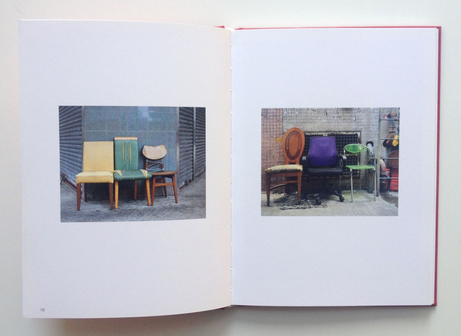Michael Wolf – Hong Kong Informal Seating Arrangements