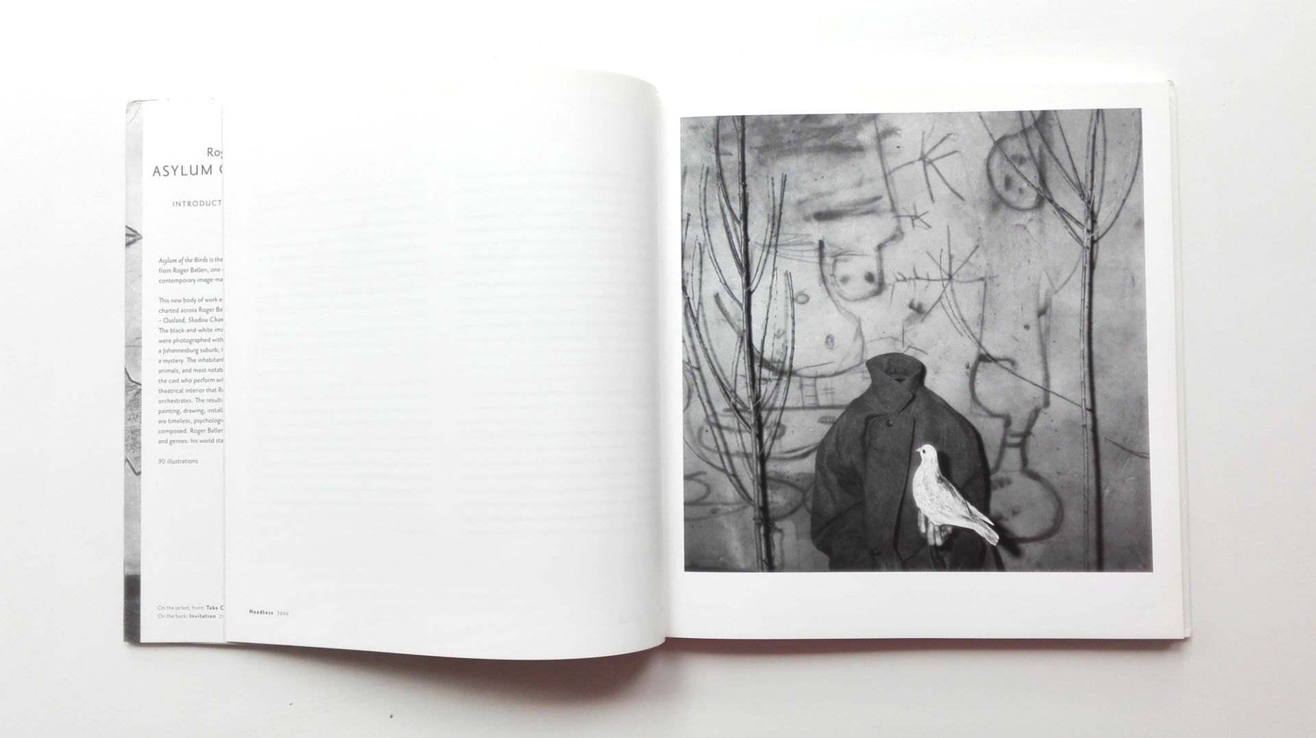 10% Rabatt – Roger Ballen – Asylum of the Birds – signiert