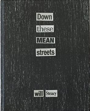 Christophe Guye Galerie Will Steacy Down These Mean Streets Cover
