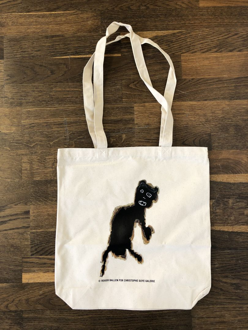 10% Discount – Limited Edition Tote Bag – Roger Ballen